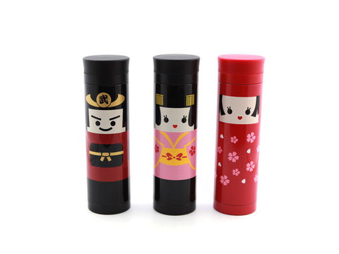 Kokeshi Bottle Maiko by Hakoya - Bento&co Japanese Bento Lunch Boxes and Kitchenware Specialists
