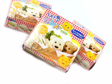Let's Sando! Mold by ESPI - Bento&co Japanese Bento Lunch Boxes and Kitchenware Specialists