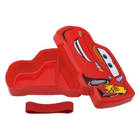 Cars Die-Cut Bento Box | Lightning McQueen by Skater - Bento&co Japanese Bento Lunch Boxes and Kitchenware Specialists