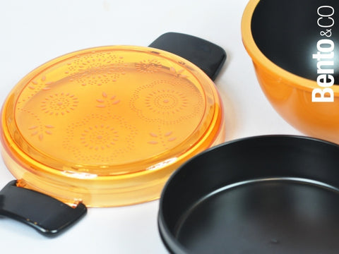 Lunch Bowl Hana by Miyamoto Sangyo - Bento&co Japanese Bento Lunch Boxes and Kitchenware Specialists