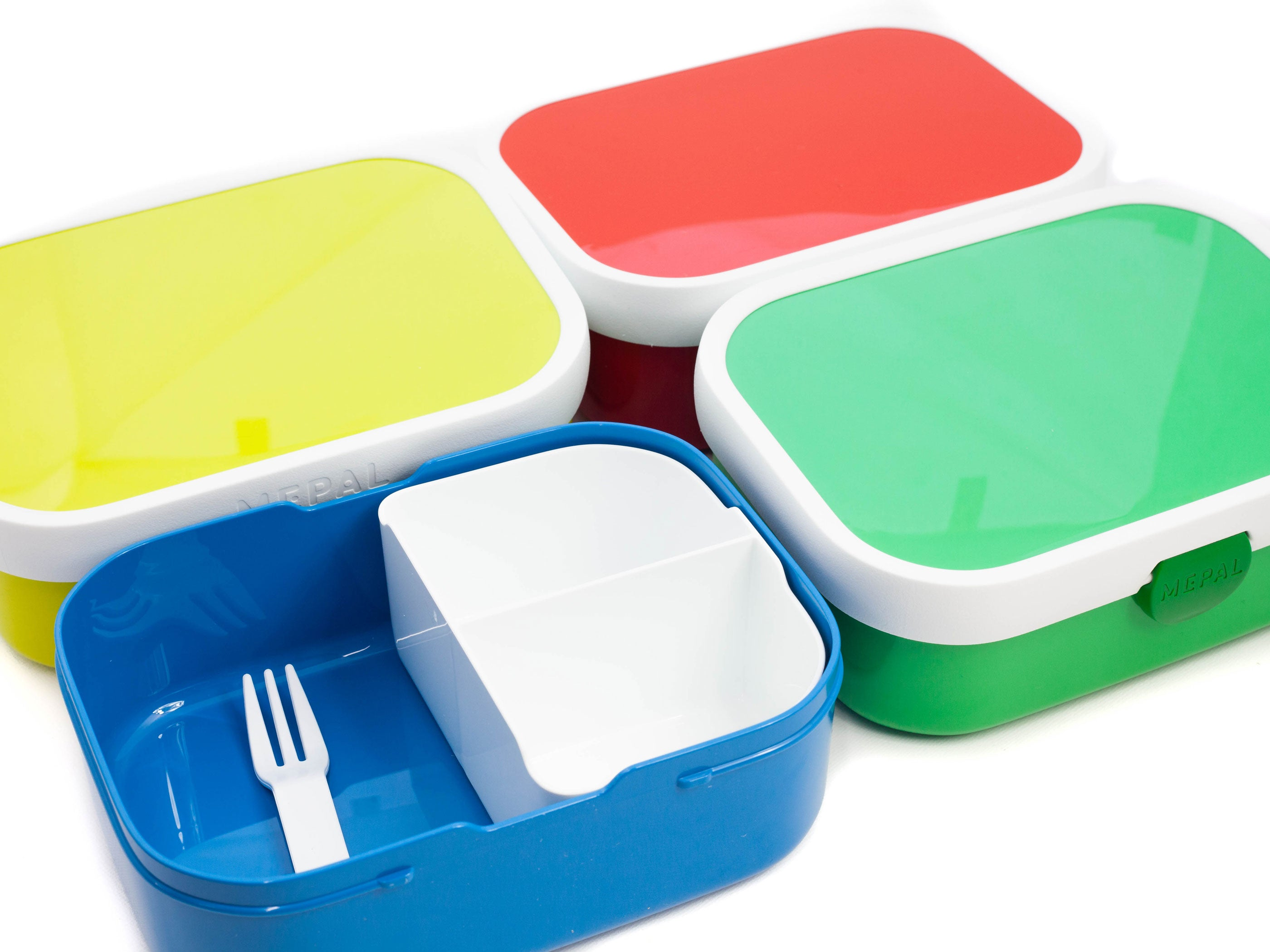 Mepal Campus Lunch Box | Green by Space Joy - Bento&co Japanese Bento Lunch Boxes and Kitchenware Specialists
