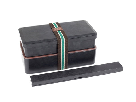 Mokume Slim Chopsticks Set by Skater - Bento&co Japanese Bento Lunch Boxes and Kitchenware Specialists