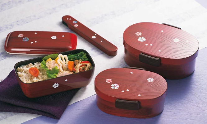 Wood Hue Yayoi Oval Bento 800mL by Hakoya - Bento&co Japanese Bento Lunch Boxes and Kitchenware Specialists