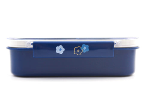 Usagi Shikiri Bento Box | Blue
