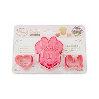 Cookie Mold | Minnie Mouse by Yaxell - Bento&co Japanese Bento Lunch Boxes and Kitchenware Specialists