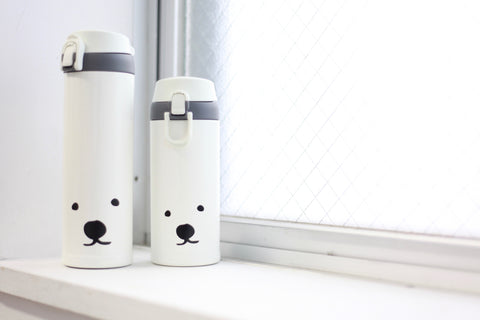 One Push Bottle CooMa 350ml by Gel Cool - Bento&con the Bento Boxes specialist from Kyoto