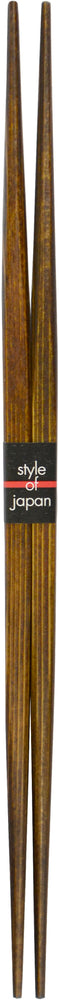 Slim Chopsticks | Brown by Style of Japan - Bento&co Japanese Bento Lunch Boxes and Kitchenware Specialists
