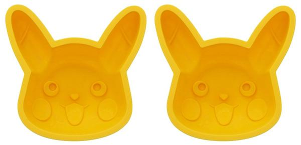 Cake Mold 2 Piece Set | Pikachu by Skater - Bento&co Japanese Bento Lunch Boxes and Kitchenware Specialists