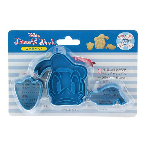 Cookie Mold | Donald Duck by Yaxell - Bento&co Japanese Bento Lunch Boxes and Kitchenware Specialists