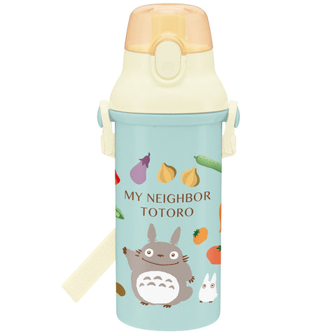 Totoro Push Bottle | Vegetable