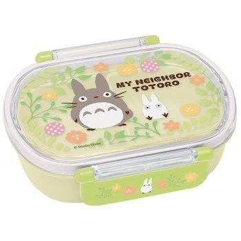 Totoro Plants Lunch Box 360ml by Skater - Bento&co Japanese Bento Lunch Boxes and Kitchenware Specialists