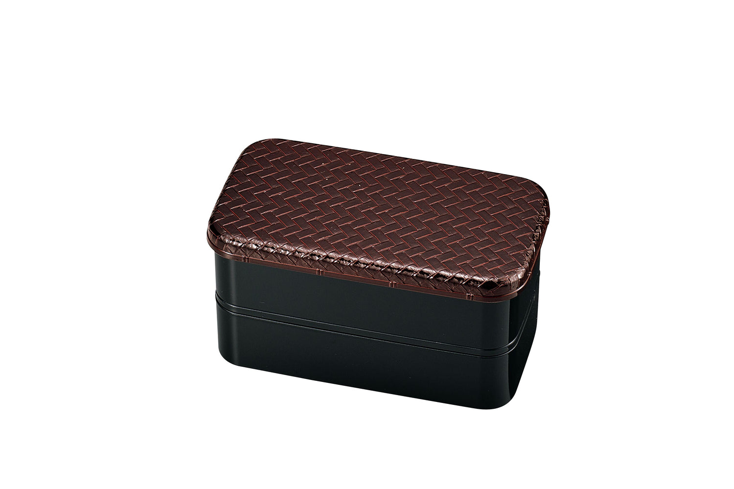 Ajiro Dark Brown Bento Box | Medium by Hakoya - Bento&co Japanese Bento Lunch Boxes and Kitchenware Specialists