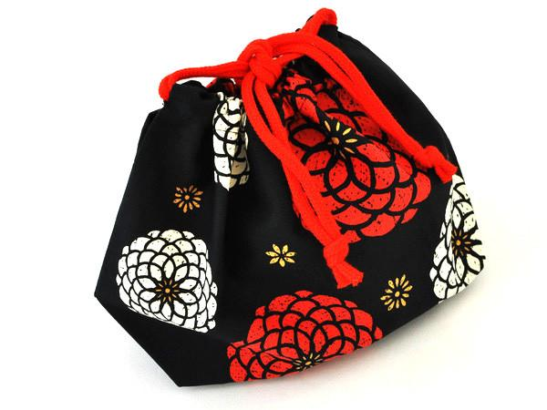 Ojyu Bag | Black by Hakoya - Bento&co Japanese Bento Lunch Boxes and Kitchenware Specialists