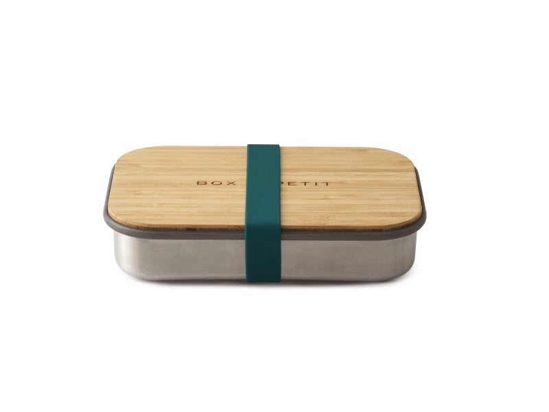 Black+ Blum Stainless Steel Sandwich Box | Ocean by Black + Blum - Bento&co Japanese Bento Lunch Boxes and Kitchenware Specialists