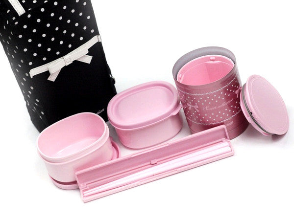Zojirushi - Slim & Pink by Bento&co | AMZJP - Bento&co Japanese Bento Lunch Boxes and Kitchenware Specialists