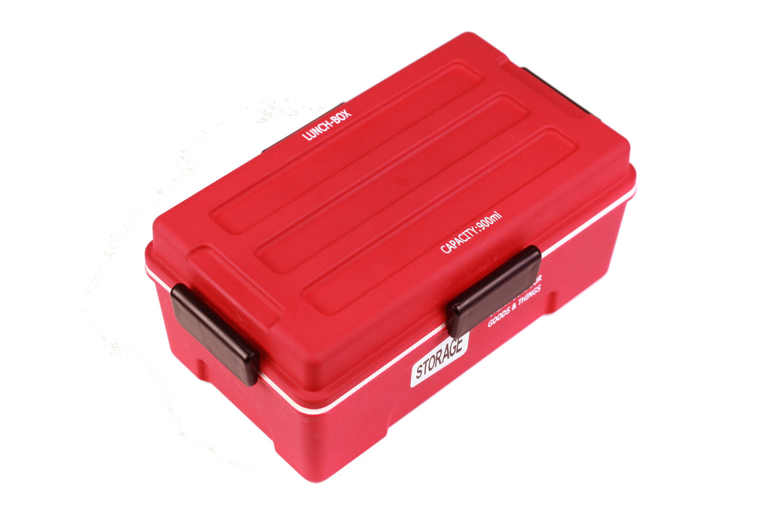 Storage Lunch Box | Red by Showa - Bento&co Japanese Bento Lunch Boxes and Kitchenware Specialists