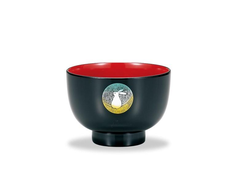 Moon Rabbit Bowl by Showa - Bento&co Japanese Bento Lunch Boxes and Kitchenware Specialists