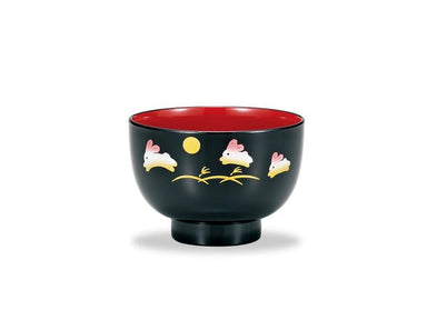 Playing Rabbits Bowl by Showa - Bento&co Japanese Bento Lunch Boxes and Kitchenware Specialists