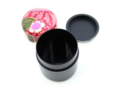 Tea Box Kimono  | Pink 380 ml by Hakoya - Bento&co Japanese Bento Lunch Boxes and Kitchenware Specialists