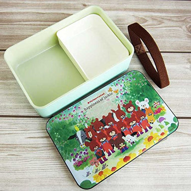 The Bears' School Lunch | Happiness by Yaxell - Bento&co Japanese Bento Lunch Boxes and Kitchenware Specialists