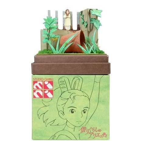 Miniatuart | Arrietty: Lost Items by Sankei - Bento&co Japanese Bento Lunch Boxes and Kitchenware Specialists