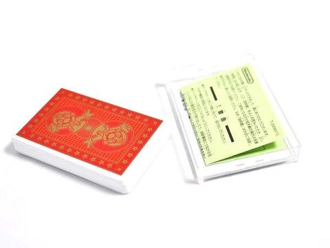 Nintendo Playing Cards by Bento&co | AMZJP - Bento&co Japanese Bento Lunch Boxes and Kitchenware Specialists
