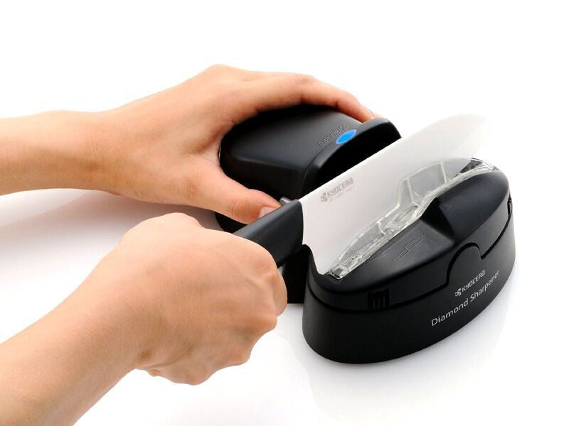 Kyocera Electric Knife Sharpener by Bento&co | AMZJP - Bento&con the Bento Boxes specialist from Kyoto