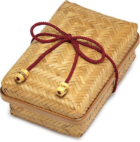 Weaved Bamboo Bento Box | Small