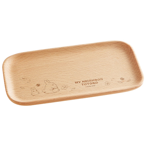 Totoro Wooden Tray | Small
