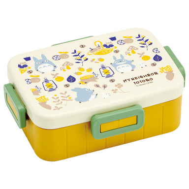 Totoro Harvest Side Lock Bento Box 650ml by Skater - Bento&co Japanese Bento Lunch Boxes and Kitchenware Specialists