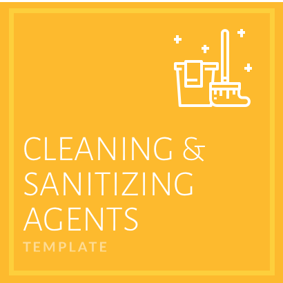 Cleaning Compounds and Sanitizing Agents
