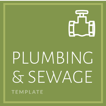 Plumbing and Sewage Design and Maintenance