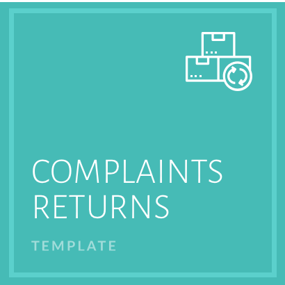 Complaints and Returns