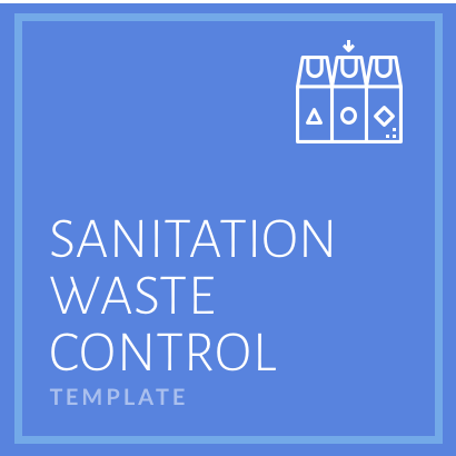 Sanitation Waste Control