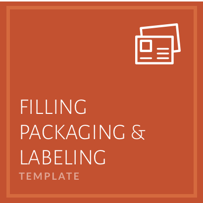 Filling Packaging and Labeling