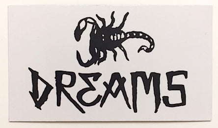 DREAMS Square Magnet