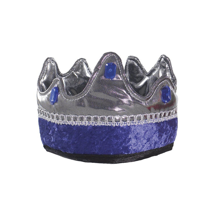 Red or Blue King Crowns