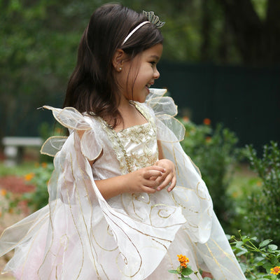 Golden Rose Fairy Dress