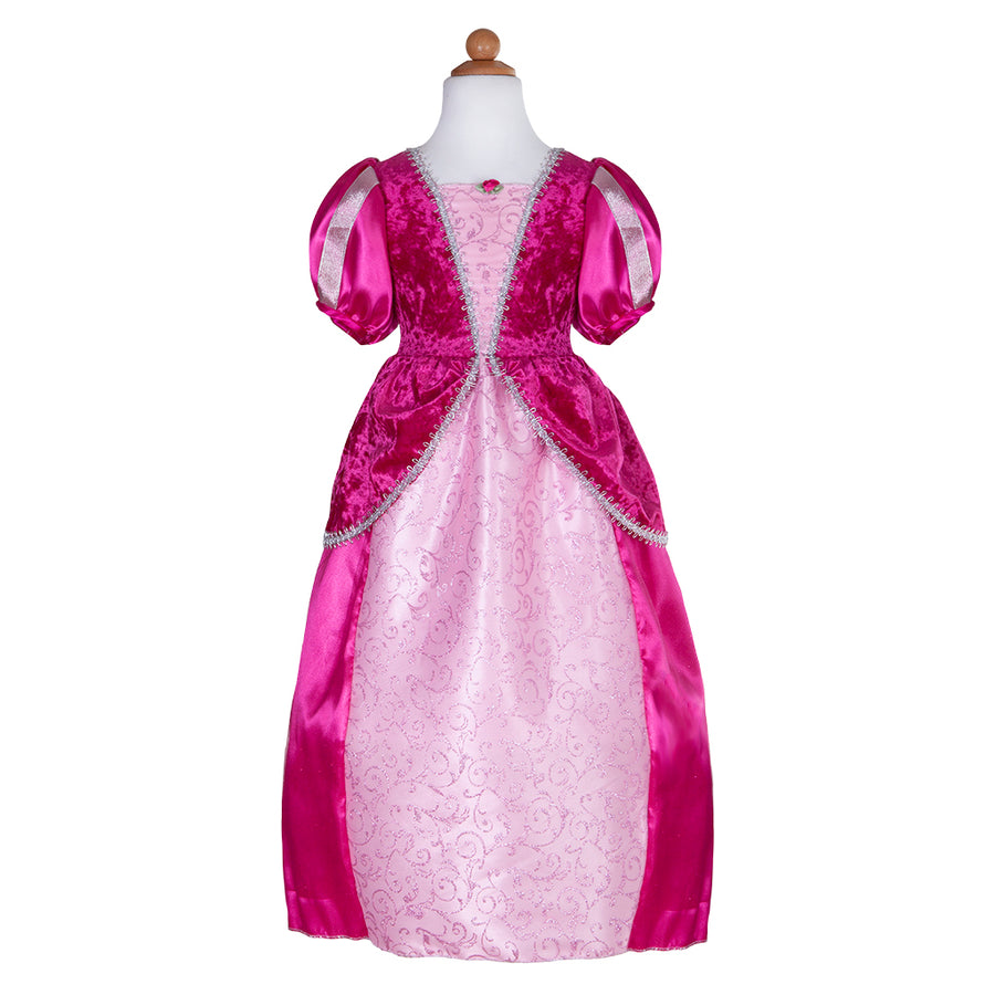 Fuchsia Pink Royalty Princess Dress