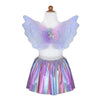 Magical Unicorn Skirt & Wings Pastel - Great Pretenders