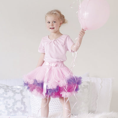 Petticoat Skirts Light Pink or Blue