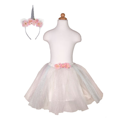 Unicorn Tutu & Headband Set