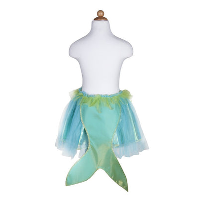 Blue Mermaid Skirt with Halo - Great Pretenders