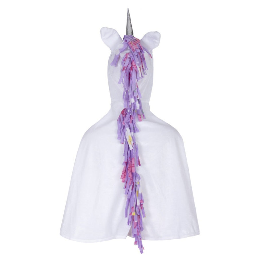 White Unicorn Cape