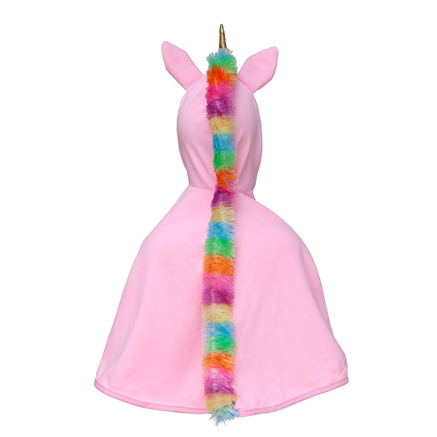 Pink Unicorn Cape