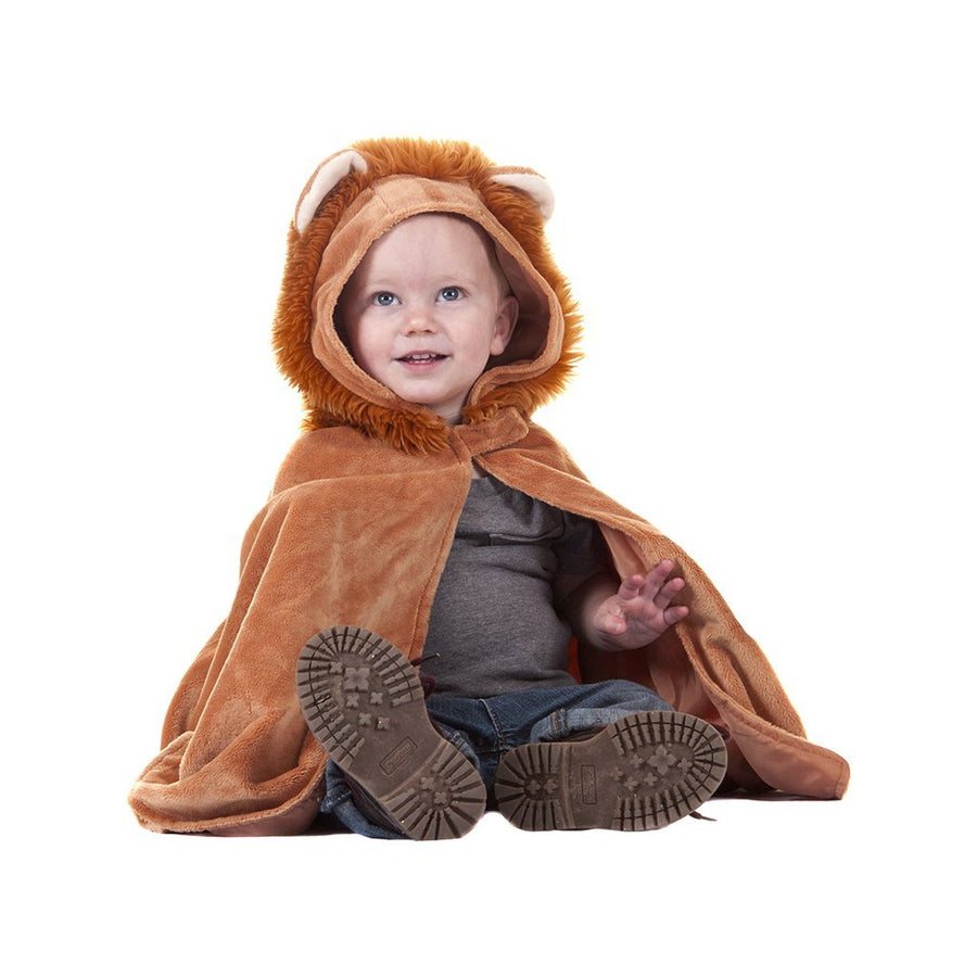 Toddler Lion Cape - Great Pretenders