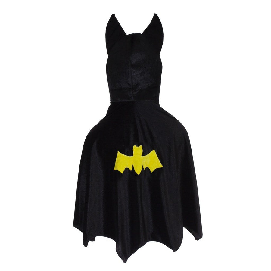 Toddler Black Bat Cape