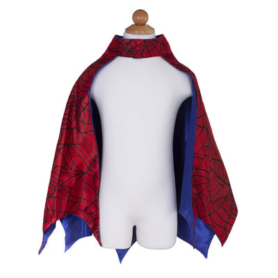 Spider Cape Set with Mask and Cuffs