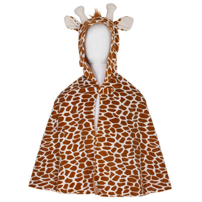 Toddler Giraffe Cape - Great Pretenders