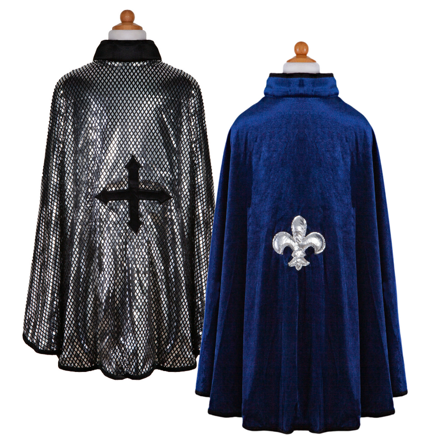 Reversible King/Knight Cape